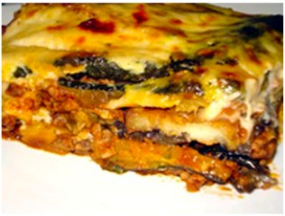 Moussaka – Cypriot Style