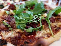 Bison and Boar Pizza