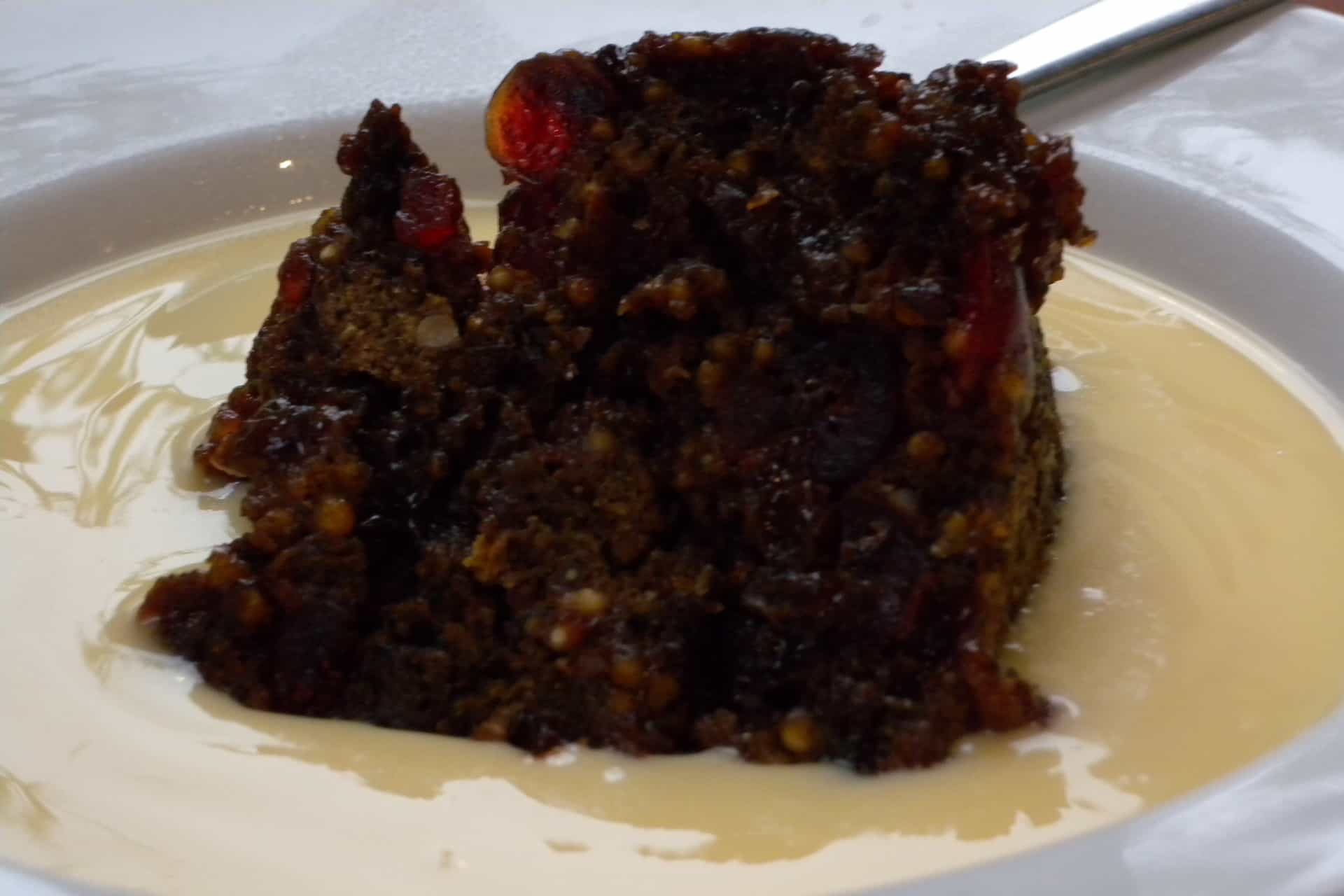 Easy Plum Pudding
