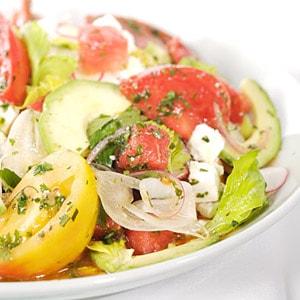 Deluxe Tomato Salad
